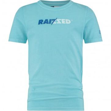 Raizzed Humberto T-Shirt Pastel Blu
