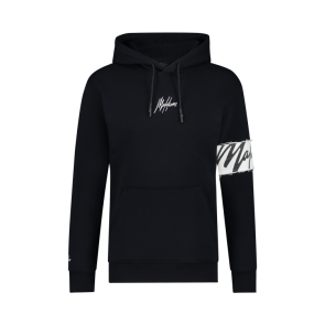 Malelions Captain Hoodie Navy-White