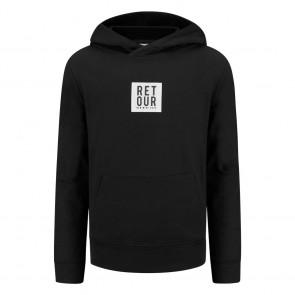 Retour Gino hoodie black