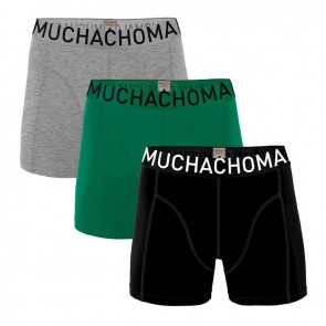 muchachomalo 3 pack Boxershorts Solid