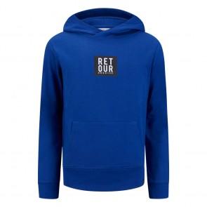 Retour Gino hoodie rich blue