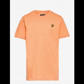 Lyle&scott t-shirt pumpkin orange