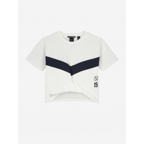 Nik&Nik Ada sport t-shirt off white