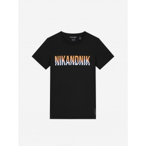 Nik&Nik Annika T-Shirt black