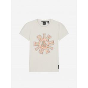 Nik&Nik Adriana T-Shirt Vintage White