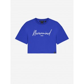 Nik&Nik nevermind T-Shirt space blue
