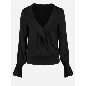 Nikkie by KATE MOSS Resy Blouse BLACK