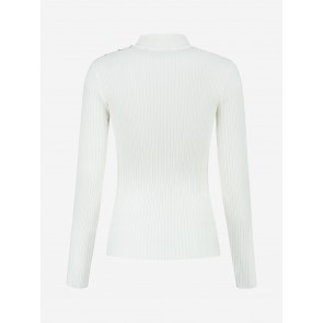 Nikkie by KATE MOSS Kande Top star white