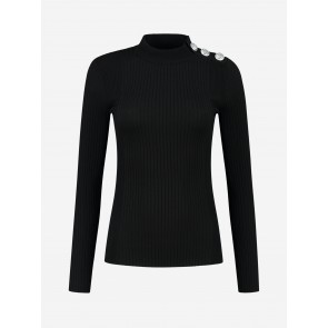 Nikkie by KATE MOSS Kande Top black